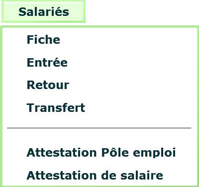 déclaration attestation pôle emploi